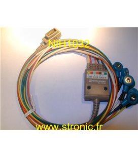 CABLE ECG  BJ-703E