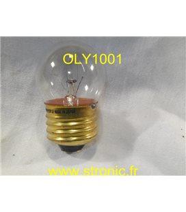 LAMPE MICROSCOPE  220V  20W