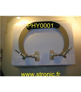 ELECTRODES ARTICULEES DOUBLE TETE