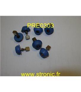 VALVE DE SECURITE x2   HA7521 BLEU