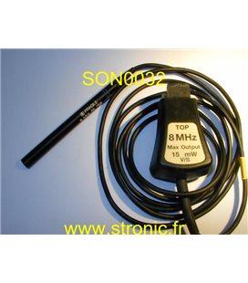 SONICAID TRANSDUCTEUR VASOVIEW 8 MHz
