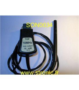 SONICAID TRANSDUCTEUR VASOFLOW 10 MHz