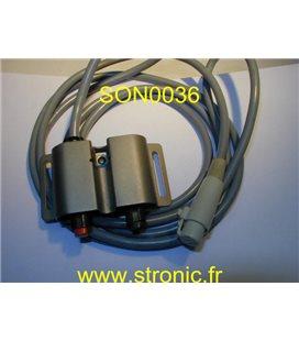 SONICAID FECG LEG ELECTRODE 7481-6901