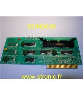 SONICAID BUFFER PCB 8200-2209