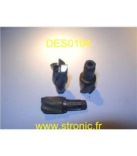 FRAISE HELICE DROIT ARS 58