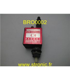 MANUAL FLOW CONTROLER 8743
