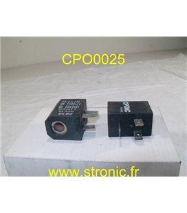 BOBINE 110V AC  48V CC PB92 59663