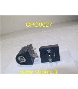 BOBINE 48V AC  24V CC EVU  GB03 - 23576