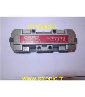 DISTRIBUTEUR BISTABLE   D10 T 52 PB11  3474