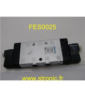 DISTRIBUTEUR 5/2 BISTABLE 3/8  24V DC