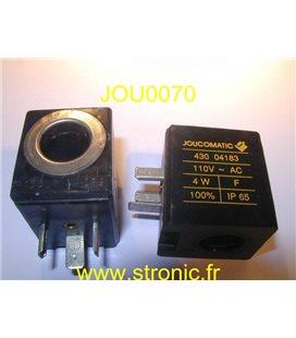 BOBINE 115V  AC 430 04183