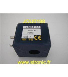 BOBINE 115V  AC 10W  430 04188