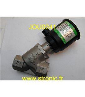 VANNE 2/2 COMMANDE PRESSION E290A395  NF