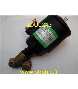 VANNE 2/2 COMMANDE PRESSION E290A133  N0