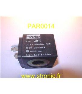 BOBINE  24V  AC    ZB14   304054