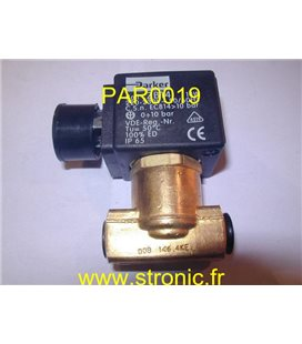 ELECTROVANNE D08 146 4KE   220V AC
