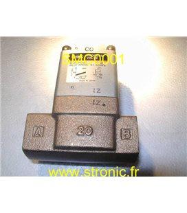 ELECTROVANNE 2/2 VNB303A-20A