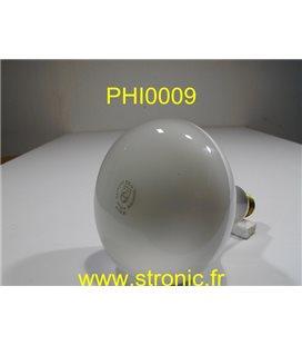 LAMPE PARAB. IR. 375W  230/240V  E27 SP 371 VD