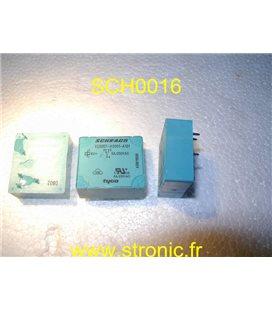 RELAIS HORIZONTAL  6V  DC    V23057-A0001-A101