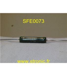 RESISTANCE SFERNICE RB61 120 â 2.6 W RB61