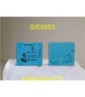 RELAIS V23057-A0002-A401  12V  1RT   X 10 UNITS