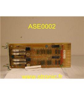 BOARD QA 104   YL261001-EF