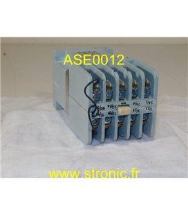 RELAIS  EG10   24V AC  5T+4R
