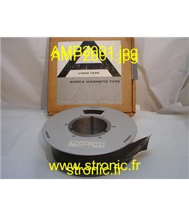 VIDEO TAPE 145-96TC1B    2 x 1200 FT