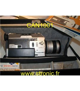 CAMERA SUPER 8   AUTOZOOM 814