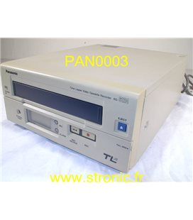 TIME LAPSE VIDEO CASSETTE RECORDER   AG-6124