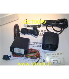 ALARME ULTRASONS  KIT GT 806CB