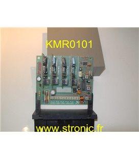 RECEPTEUR 4 CANAUX  27 MHz