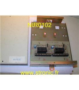BOITIER  RELAIS NI 133 C    9808073