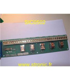 CARTE CHANTIER TSIM 2090.6427.01