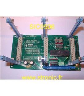CARTE SUPPORT 6 COMMANDES TSIM 2090.6005.03