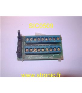 CARTE CHANTIER  TSIM 2090.6412.01